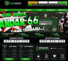 CMCPoker - Web Poker Online Uang Asli