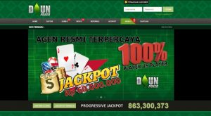 DaunPoker - Agen Judi Poker Resmi