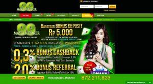 MasterPoker99 - Agen Poker Online Berlisensi