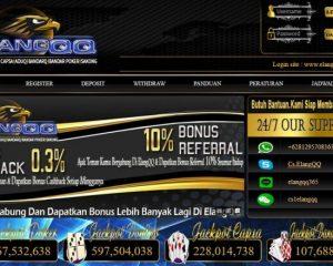 Daftar ElangPoker - Judi Poker Online Uang Asli