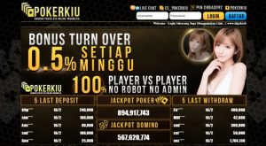 Daftar PokerKiu - Judi Online PokerQQ Terpercaya