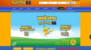 Daftar Pokermon88 - Situs Taruhan Poker Online